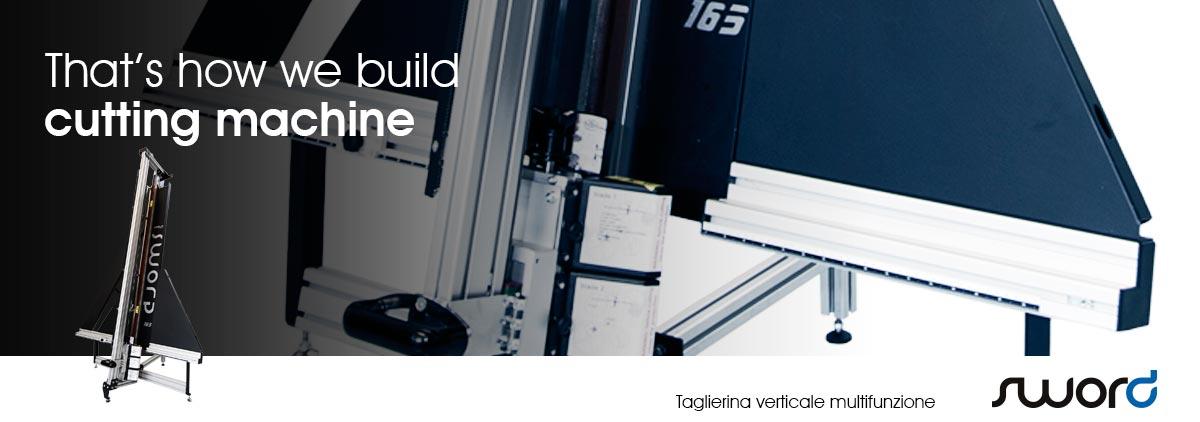 Taglierina verticale multifunzione neolt factory